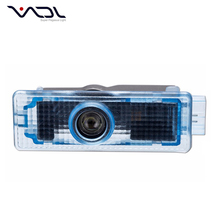 Guangzhou automobile decoration custom ghost led shadow door light box car decoration auto door light 5w led logo light