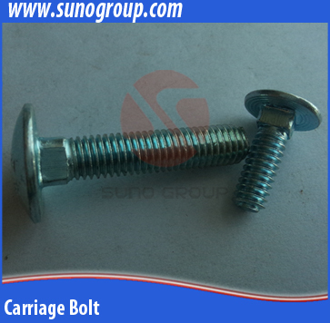Practical factory made double bolts plain black gr8 ts16949