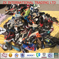 used shoes used sport shoes second hand shoes in Spain