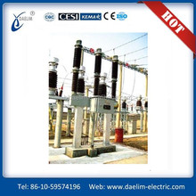 Substation Equipment Sf6 Gas 132kv Circuit Breaker with Price
