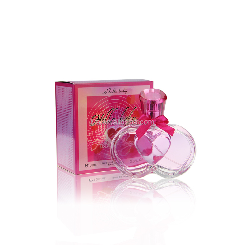 Hot selling and original design brand perfume for women perfume & fragrance