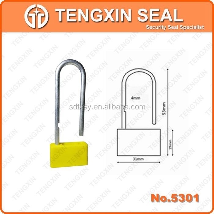 TX-PL301gas protect meter seal,polycarbonate meter seal,meter seal locks