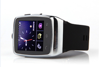 S15 Stainless Smart Bluetooth Watch For Android and IOS Smartphone whatsapp skype notification call smart watch health