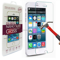 2.5D Tempered Glass For iphone 6 6s Screen Protector 0.26mm Explosion Proof Film