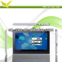 ZXS 2013 All winner A13 1.2 GHZ RAM 512MB 4GB WiFi shenzhen 7 inch google android os4.0 mid tablet pc manual Q88