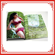 OEM underclothes catalog Underwear catalogue printing