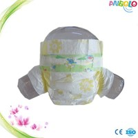2016 Hot Sale Breathable Disposable Sleepy Baby Diaper Factory In China
