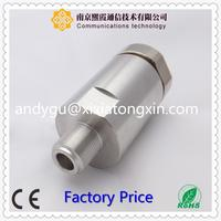 lmr400 cable N type male RF coaxial connector for semi rigid cable rg405 XiXia Communication
