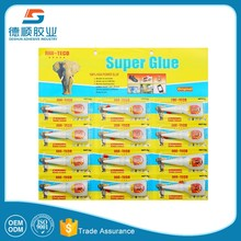 superior quatity small 3g super glue 502