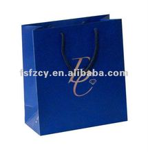 2012 Hot sell Recycled Paper Shoping Bag