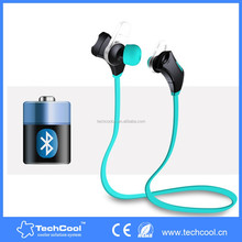 Stereo Bluetooth Earphone With Working Range 10m sport bluetooth earbuds