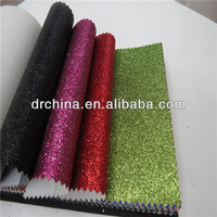 Wholesale Colorful Glitter Leather