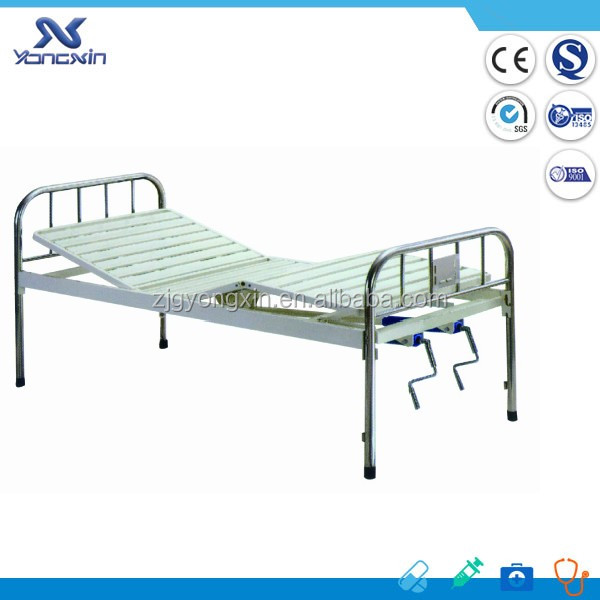 Normal Flat hospital bed for patients