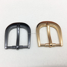 High quality nickel free solid brass belt slide buckle for shoes
