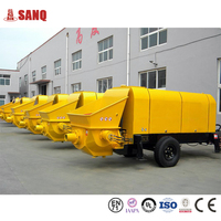 SANQ Low Price Putzmeister Stationary Concrete Pump For Sale