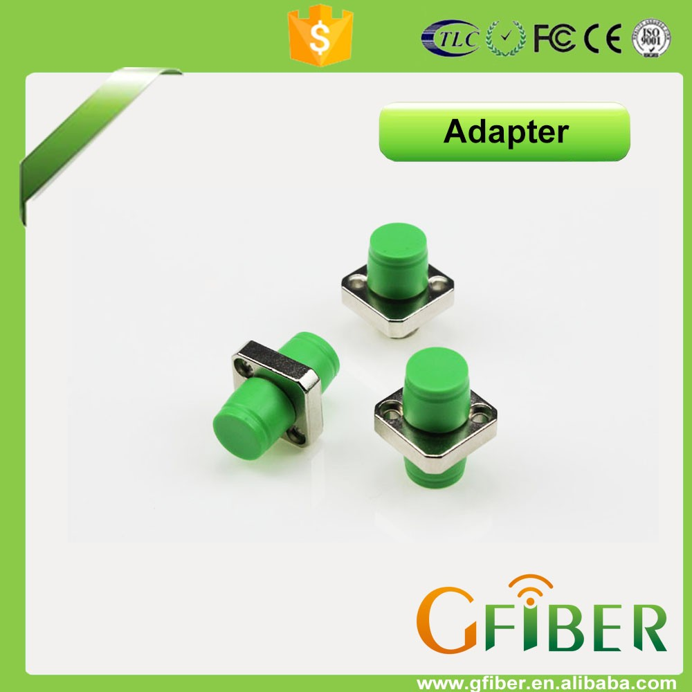 FTTH Hybrid Metal SC/APC to FC/APC Fiber Optic Adaptor/Coupler
