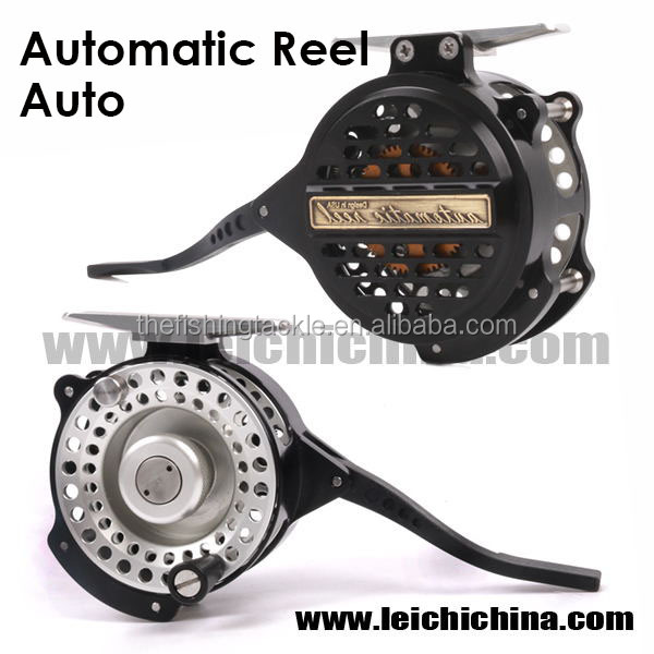 Wholesale fishing automatic reel buy automatic reel for Automatic fishing reel