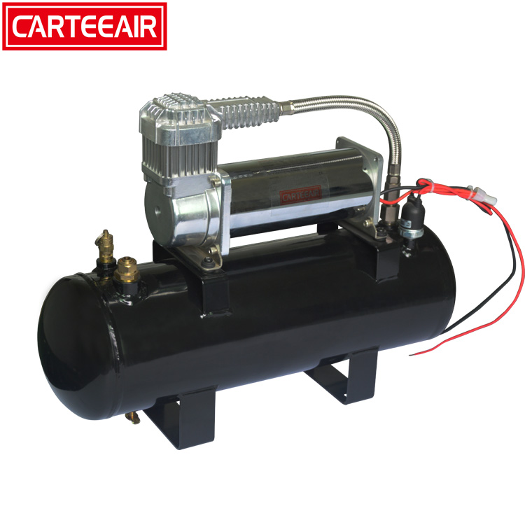 Hot <strong>sales</strong> in Canada truck industrial heavy duty 12V 200PSI air suspension compressor with pressure switch for car wash