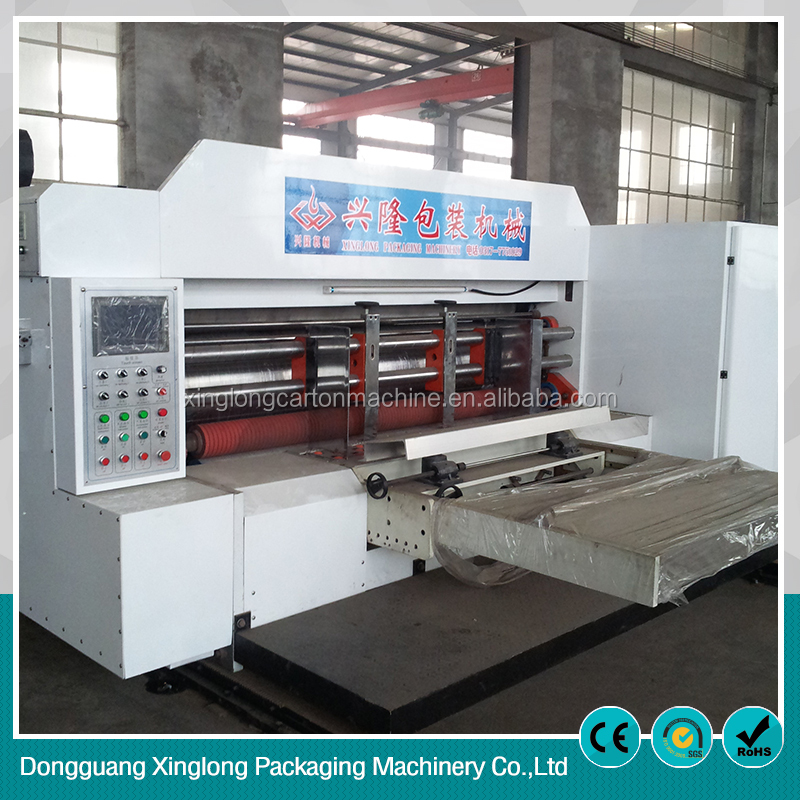 Factory customized automatic four color gravure printing machine