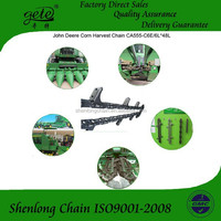 Big sales for John deere corn harvest machine chain CA555-C6E