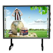 Hot sale ! china 82 inch portable interactive whiteboard with multi-touch function for smart class