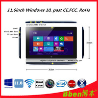 Windows 8.1 Tablet PC 10.1 inch Capactive Touch screen 3G mini computer build in GPS Quad core Bluetooth+Dual Camera
