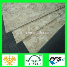 A estrenar 1220x2440x18mm osb board made in china