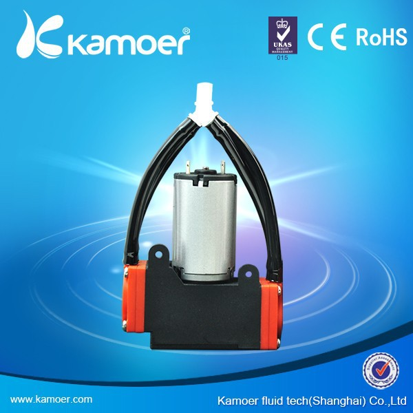Kamoer 12V dc brushed mini air vacuum pump