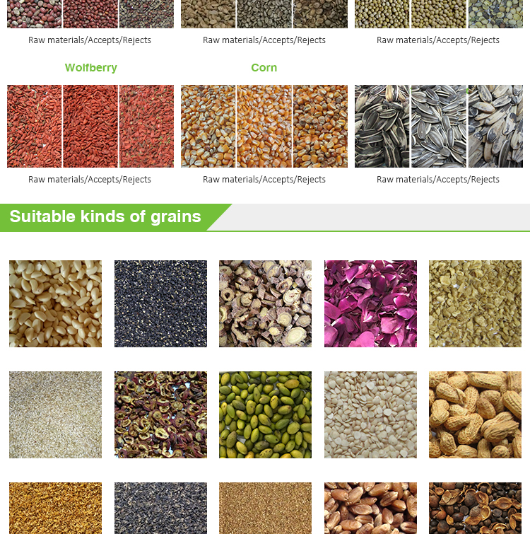 Hd India Rice Sorter Color Machine Equipment From Factory