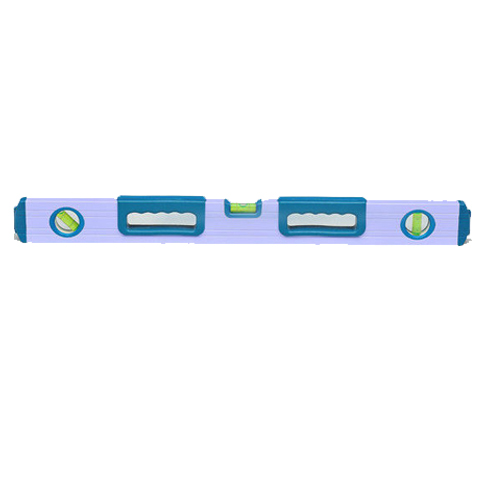 High Quality Purple Aluminium Spirit Level(LEVEL-07)