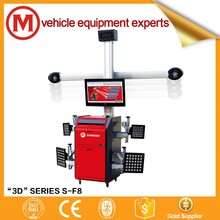 CE certificate 3D wheel alignment machine price