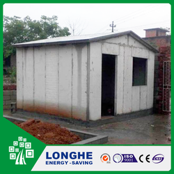 Lightweight Fireproof EPS Concrete Precast Partition Wall Panel