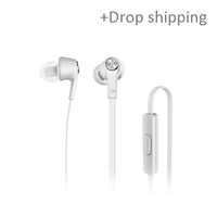 Original Xiaomi piston In-Ear Stereo Earphone with Mic with drop shipping service-skype: colsales09
