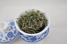 chinese elite tea HTWH bai hao yin zhen (silver needle with white stripes)