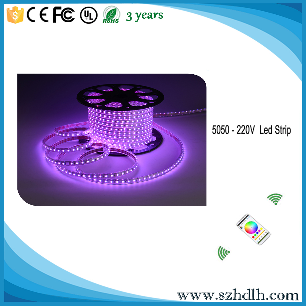 Smd Led Strip 5050 SMD led light led strip light specification 3 years warranty