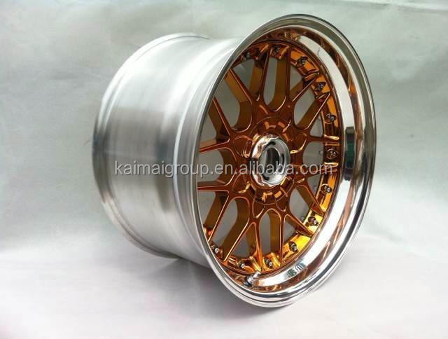 19/20/22 Inch 2 pcs Forged Alloy Wheel Rim for Sale