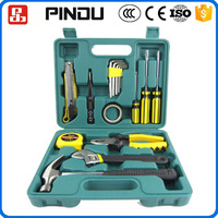 16pcs Home use emergency mechanical repair mini tool kit