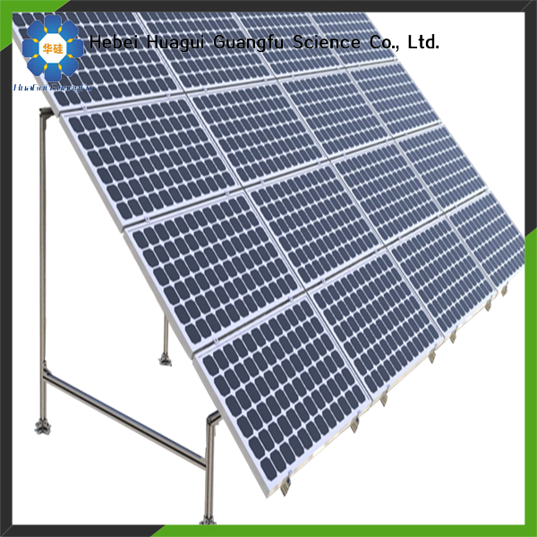 used broken solar panel for sale made in China