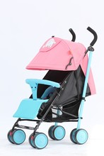 EVA Tire Luxury european style Baby Strollers Child Pram Four Wheels With EN1888