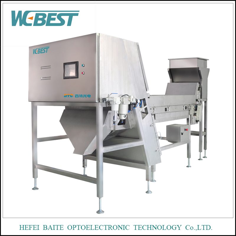 Accurate Commercial Optical Belt Color Sorter Machine grain color sorter