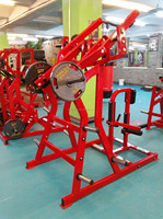 Hammer Strength Exercise Machine Gym equipment V Squat bobybuilding machine