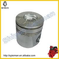 automobile parts piston diesel engine, cummin piston 3957795 3957797