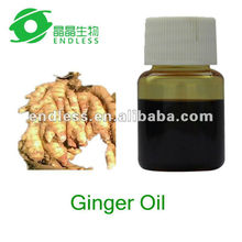 TCM Oil body health massage oil 100% nature pure ginger essential oil