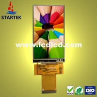KD035C-16-TP, 3.5 inch 480*854, ILI9806E, RGB interface TFT LCD module with touch panel