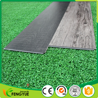 Anti-slippery Waterproof PVC Click Lock Vinyl Plank Flooring