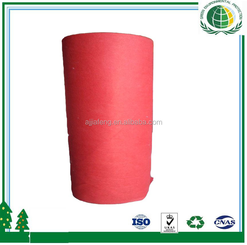 make-to-order supply type below 3 m width non woven fabric