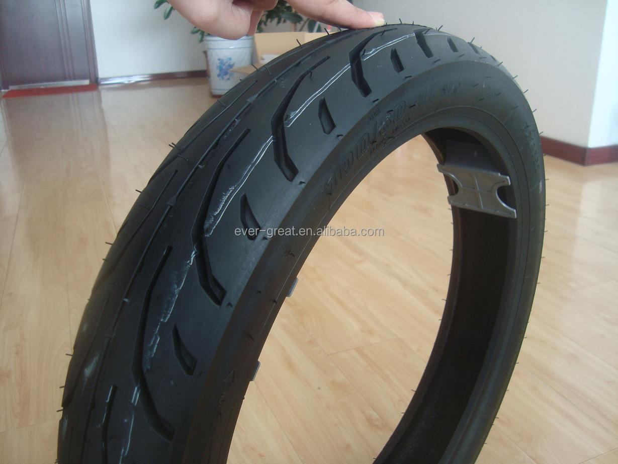 High Quality Motrcycle Tyre110/90-16, motorcycle tire 110/90-16