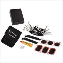 Bike tire repair tools kits