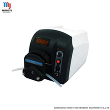 0.006-2900ml/min hot sale linear dosing peristaltic pump with foot pedal