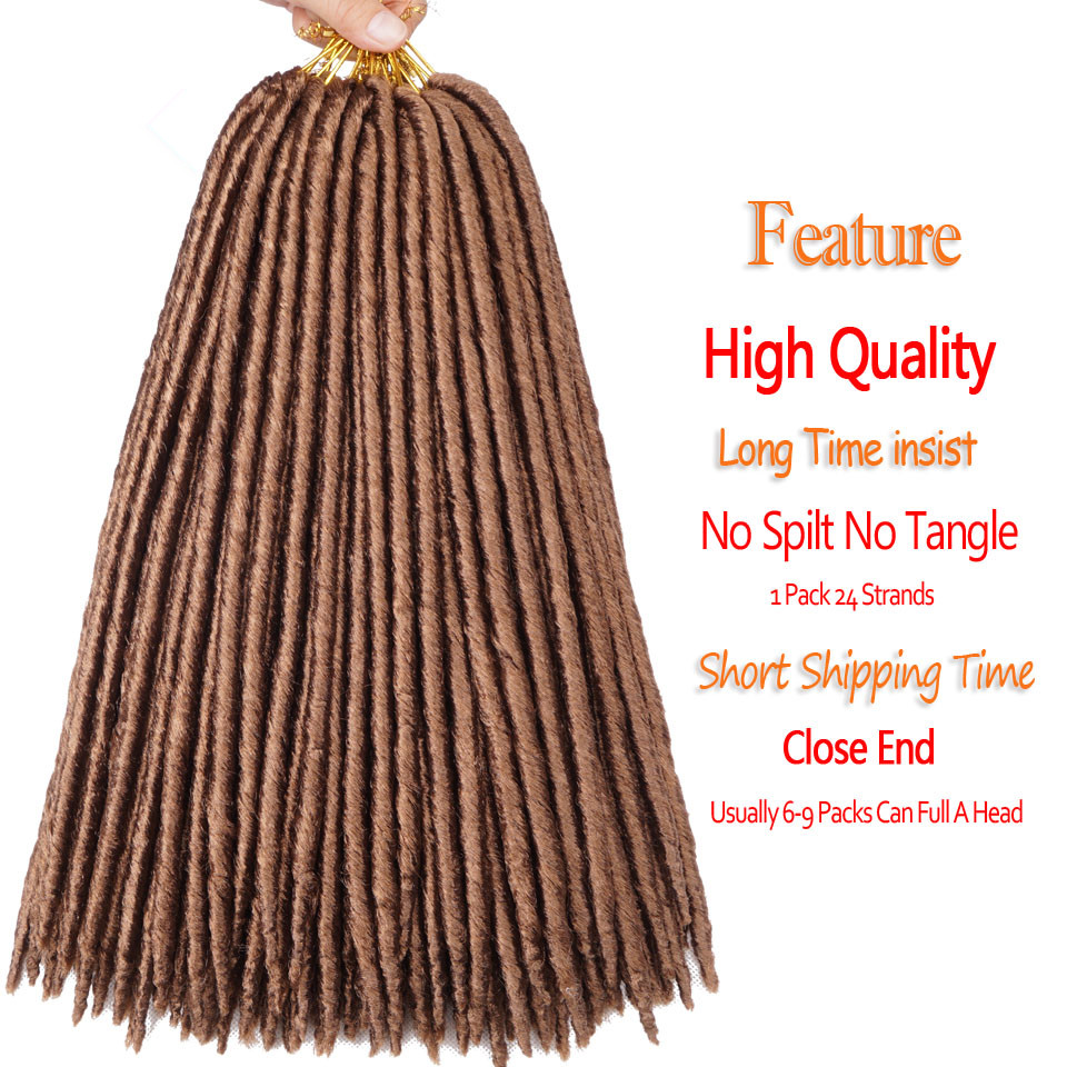 Havana mambo twist Synthetic braiding hair 18inch 110g Twist braids hair extesnions More colors
